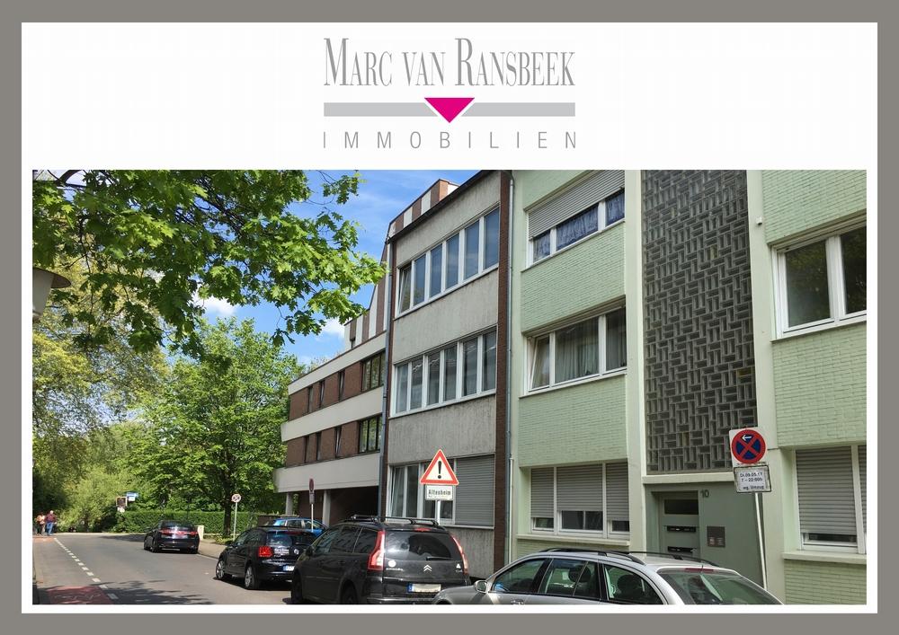 KREFELD – CITYNAHES *4-PARTEIENHAUS*, IDEAL FÜR MEHRERE GENERATIONEN UNTER EINEM DACH, 47799 Krefeld, Mehrfamilienhaus