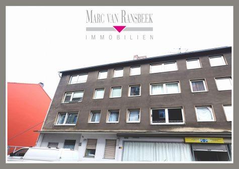 GELEGENHEIT FÜR INVESTOREN – MEHRFAMILIENHAUS MIT *BAULÜCKE*, LADENLOKAL, HOFFLÄCHE UND LAGERRÄUMEN, 44147 Dortmund, Mehrfamilienhaus