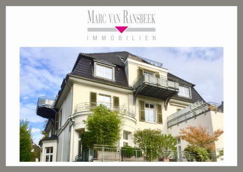 WUNDERSCHÖNES WOHNEN IN FEINSTER STADTWALD-LAGE KREFELD´S, 47800 Krefeld, Erdgeschosswohnung