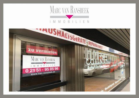 KR-CITY – UNMITTELBAR AM SCHWANENMARKT – LADENLOKAL FÜR EINZELHANDEL, AGENTUR, PRAXIS, BÜRO…, 47798 Krefeld, Ladenlokal