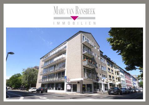 KR-CITYNAH – OSTWALL / ECKE GARTENSTRASSE – TOP LADENLOKAL FÜR KOSMETIKSTUDIO, AGENTUR, BÜRO, …, 47798 Krefeld, Ladenlokal