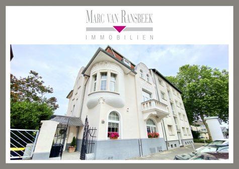 KR-VON-BECKERATH-STRASSE – INDIVIDUELLE STUDIO-WOHNUNG FÜR EINZELPERSON IN GEPFLEGTEM 2-FAMILIENHAUS, 47799 Krefeld, Dachgeschosswohnung