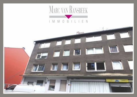 DORTMUND-NORD – KESSELSTRAßE – SEHR GEPFLEGTE 3 ZKDB-WOHNUNG IM 1. OG AB 01. DEZEMBER 2018 VERFÜGBAR, 44147 Dortmund / Innenstadt-Nord, Etagenwohnung
